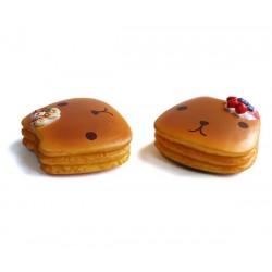 Squishy Kapibara San Pancake