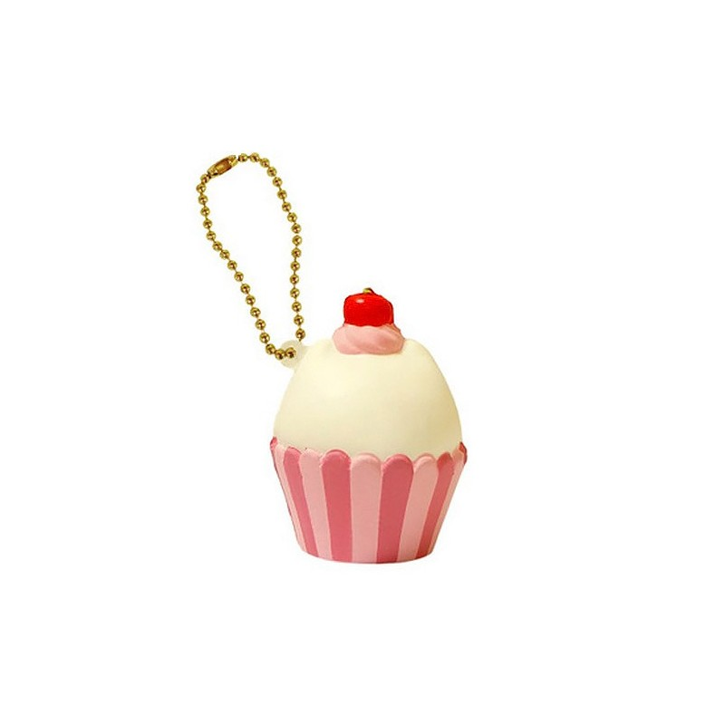 Squishy Cupcake : Kapibara San Cupcake Squishy - Kawaii Panda - Making Life Cuter