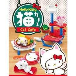 Re-Ment Hello Kitty Cat Cafe