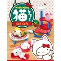Hello Kitty Cat Cafe Re-Ment