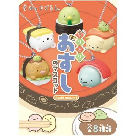 Sumikko Gurashi Sushi Mascot Re-Ment
