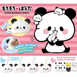 Pendente Mochi Panda Gashapon