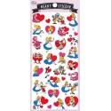 Alice Heart Stickers