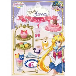 Sailor Moon Cafe Sweets Re-Ment