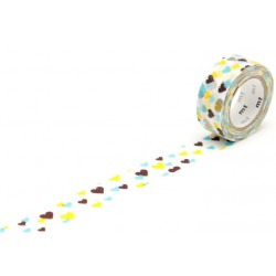 MT Kids Heart Washi Tape