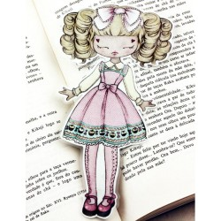 Lolita Cupcake Bookmark