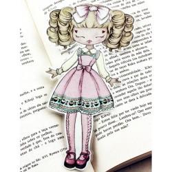 Marcador Livro Lolita Cupcake