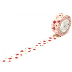 MT Kids Flower Washi Tape