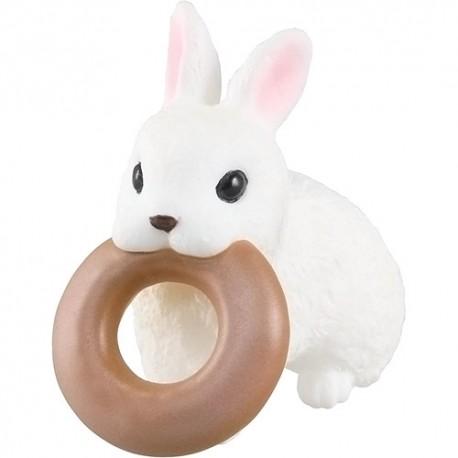 Pastry Animal Figure Gashapon