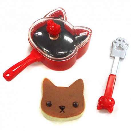 Miniaturas Nyanko Kitchen Gashapon