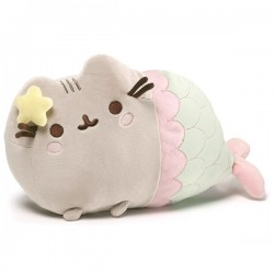 Pusheen Plush Mermaid