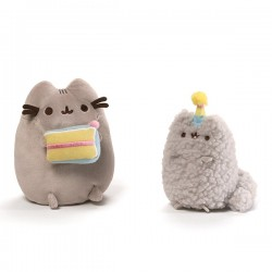 Pusheen Plushies Birthday Set
