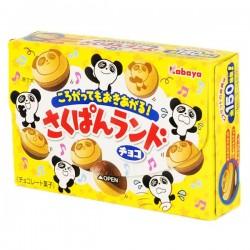 Biscoitos Sakupan Panda Land Chocolate