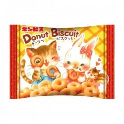 Biscoitos Mini Donuts