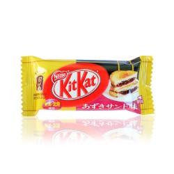 Mini Kit Kat Feijão Azuki