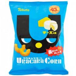 Snack Uracara Corn Queijo