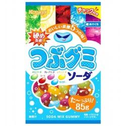Gomas Tsubu Jelly Beans Mix Soda