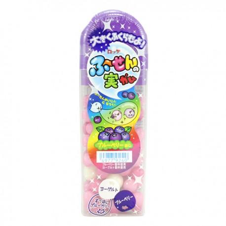 Fusen Blueberry Chewing Gum
