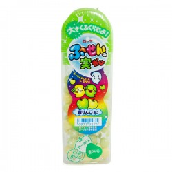Fusen Green Apple Chewing Gum