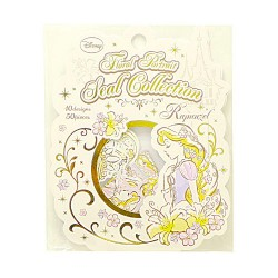 Saco Stickers Portrait Rapunzel