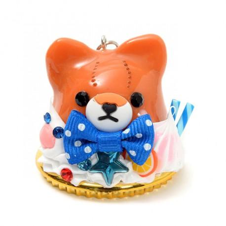 Pendente Mameshiba Kyara Sweets