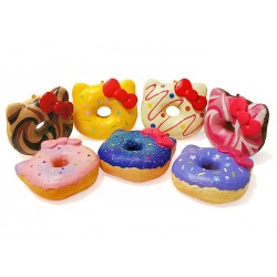 Squishy Hello Kitty Big Donut