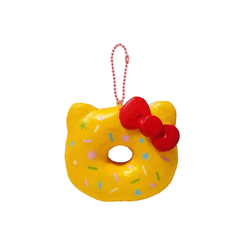 Squishy Hello Kitty Big Donut - Kawaii Panda - Making Life Cuter