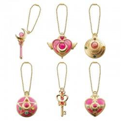 Set Pendentes Sailor Moon Die Cast