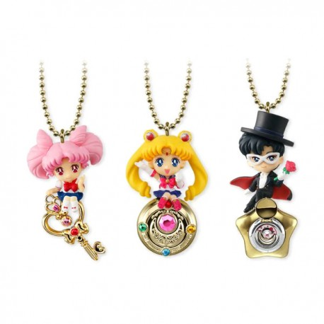 Sailor Moon Twinkle Dolly Keychains Set