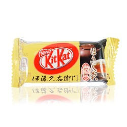 Kit Kat Mini Hojicha Tea
