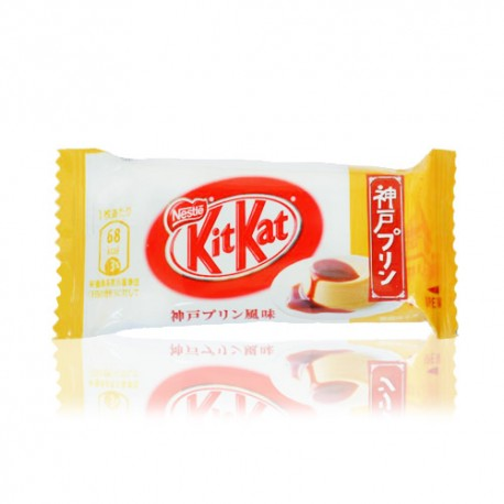 Kit Kat Mini Kobe Pudding