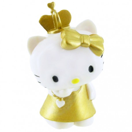 Hello Kitty Royal Mini Figure