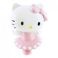 Mini Figura Hello Kitty Ballerina