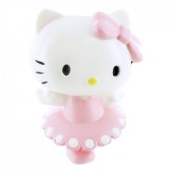 Mini Figura Hello Kitty Ballerina