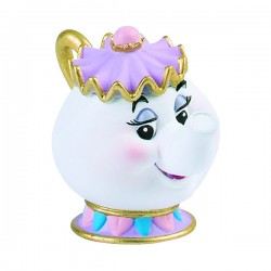 Mrs. Potts Mini Figure