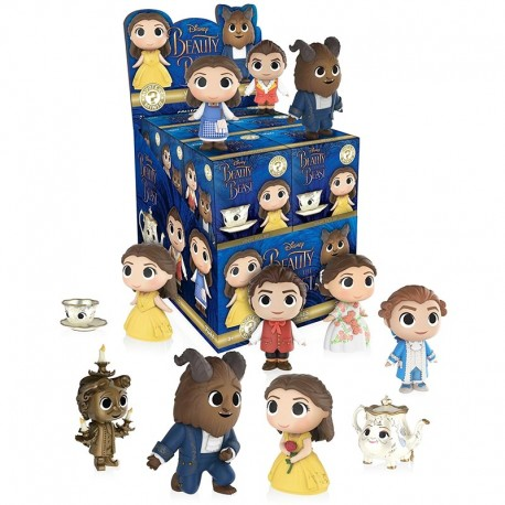 Mystery Mini Beauty & The Beast Series