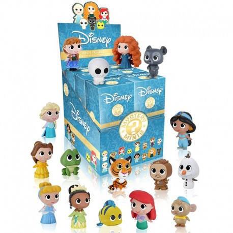 Mystery Mini Disney Princess Series