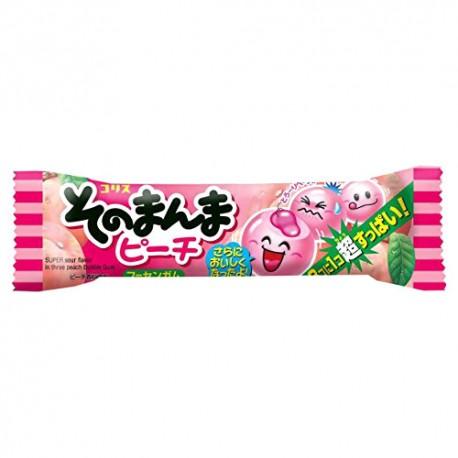 Sonomanma Peach Chewing Gum