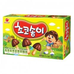 Choco Boy Mushroom Biscuits Chocolate