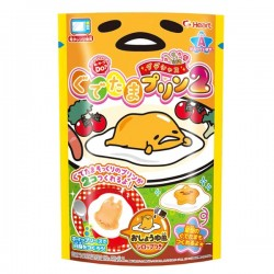 Gudetama DIY Kit Pudding