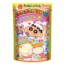 Crayon Shin-Chan DIY Kit Buttocks Pudding