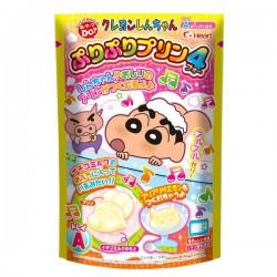 Kit DIY Crayon Shin-Chan Buttocks Pudding