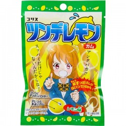 Super Sour Tsundere Lemon Chewing Gums