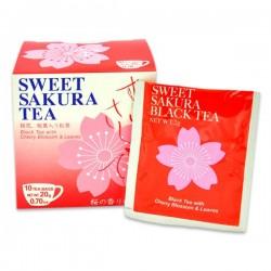 Chá Preto & Flor Cerejeira Sakura