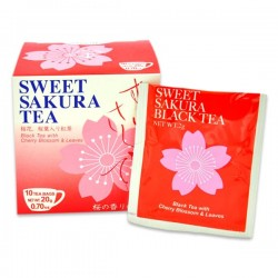 Sweet Sakura & Black Tea
