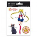 Sailor Moon Removable Stickers
