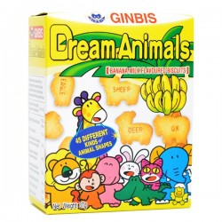 Biscoitos Dream Animals Banana