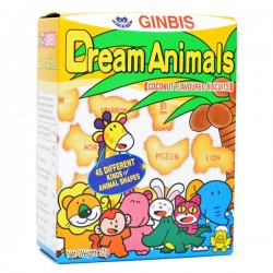 Biscoitos Dream Animals Côco