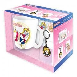 Taza Sailor Moon Gift Set