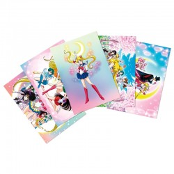 Sailor Moon Postcards Set